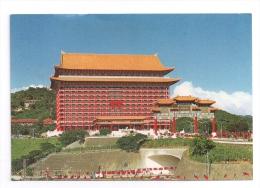 CP, TAÏWAN, The Grand Hotel, écrite, Voyagé - Taiwan