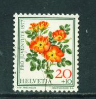 SWITZERLAND - 1977  Pro Juventute  20+10c  Used As Scan - Pro Juventute
