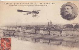 Macon - Fetes D´Aviation 1912 - ....-1914: Precursori
