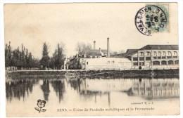 SENS - 89 - Yonne - Usine De Produits Métalliques - Sens