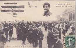 Grande Semaine D Aviation De Lyon.   Louis Paulban - ....-1914: Precursori