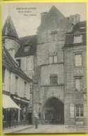 B212 LEPI DEP21 Semur En Auxois Porte Guillier - Semur