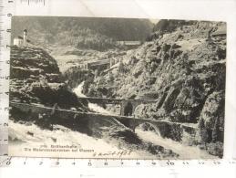 CPA SUISSE - Gotthardbahn - Die Maienreussbrücken Bei Wassen - UR Uri