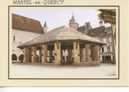 Martel En Quercy : Les Halles - Cité Médiévale Aux Sept Tours N°395 Bos - Autres Communes