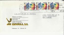 VALENCIA CC SELLOS FALLAS X 3 RODILLO CEVIDER 84 - Fiestas