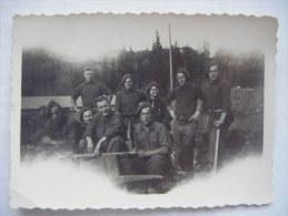 Corrençon Vercors Novembre 1940 Camp De Jeunesse - Vercors