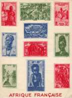 Philatélie ?- Création René Martin (collection Arthur Maury) Timbré Et à Circulé Vers Dr Pujos Auch (Gers) Methionine-in - Stamps