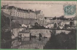 79 Chateau De THOUAS, Construit Sous Les Ordres De Marie De La Tour D'Auvergne - Thouars