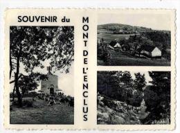 """BELGIQUE MONT DE L'ENCLUS :  """"  Souvenir Multivue """" - Mont-de-l'Enclus"""