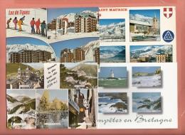 * LOT N°165 De 16  CPM Couleur  Divers FRANCE  En Vues  Diverses - Cartes Postales