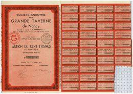 La Grande Taverne De Nancy - Tourisme