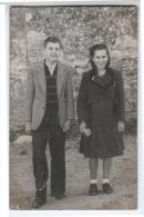 Lot De 3 Cartes-photo Anciennes : Des Habitants De SERVIAN - Photos SIMONET - Beziers