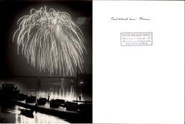 Photokunst Worms Feuerwerk - Places