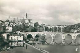 CPM - 81 - ALBI - Vue D'ensemble Sur La Cathédrale - Albi