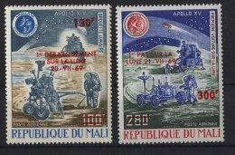 Mali, 1974, Space,  Apollo - Mali (1959-...)
