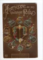 M763 Horoscope Des Poilus - Guerre 1914-18