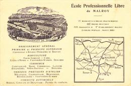 52 - MALROY - Ecole Professionnelle Libre - Frankreich