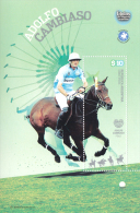 Argentina 2011 ( Sports - Polo ) - S/S - MNH (**) - Ungebraucht
