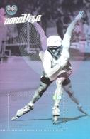 Argentina 2011 ( Sports - Skating ) - S/S - MNH (**) - Ungebraucht