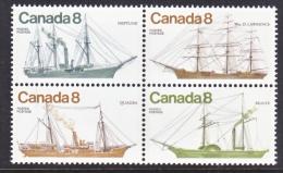 Canada  673a       **  SAILING  SHIPS - 1952-.... Reign Of Elizabeth II