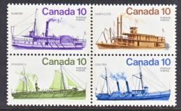 Canada  703a       **  STEAM  SHIPS - 1952-.... Reign Of Elizabeth II
