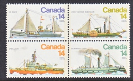 Canada  779a       **  ICE  SAILING  SHIPS - 1952-.... Reign Of Elizabeth II