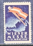 Germany   1948     *   WIENER    EXPO. - [7] Federal Republic