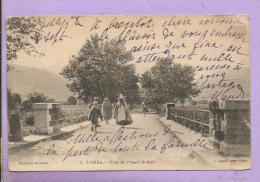 ALGERIE -  Blida - L'ARBA - Pont De L'Oued R'ohra - Animée - Blida