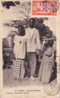 SENEGAL - DAKAR - JEUNES INDIGENES. - Sénégal