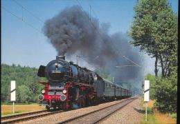 Dampf - Schnellzuglokomotive 01 1066 - Eisenbahnen