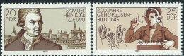 DDR 1978 Nuovo** - Mi.2314/5  Yv.1983/4 - [6] Repubblica Democratica