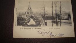 DIEGHEM - Vue Générale En 1902 - Diegem