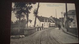 DIEGHEM - Chaussée De HAECHT Et Pont De LaWOLUWE En 1912 - Diegem