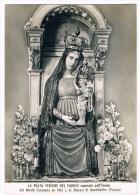 B2449 -Montefeltro (Pesaro), La Beata Vergine Del Faggio, Nell´eremo Di Monte Carpegna. - Pesaro