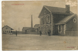 Gare Dun Doulcon Edit Willaume Defaut De Surface Coins - Dun Sur Meuse