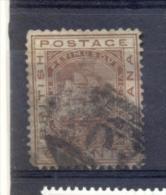 British Guiana 1876, Minr 35 Vfu. Cv 11 Euro - Guyana Britannica (...-1966)