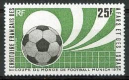 """1974 Afars E Issas """"Munich 74"""" Coppa Del Mondo World Cup Coupe Du Monde Calcio Football Set MNH** Nu53 - Coppa Del Mondo"""