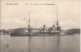 8713 - Le Suffren En Rade De Villefranche - Villefranche-sur-Mer