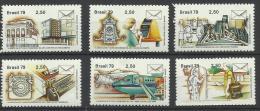 BRASIL **   1979  1355/60 - Brasil