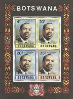 BOTSWANA 1975 - Yvert #H9 - MNH ** - Botswana (1966-...)