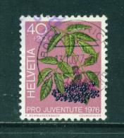 SWITZERLAND - 1976  Pro Juventute  40+20c  Used As Scan - Pro Juventute