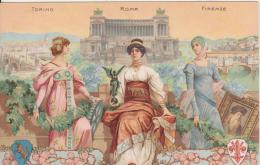 Esposizione Internazionale D Arte Roma Torino Firenze 1911 - Esposizioni