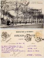 Lyon - Place De L'Abondance (pub Manufacture De Vêtements Varichon & Cie, Lyon) (asi-12826) - Lyon