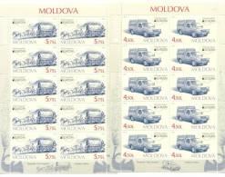 2013. Moldova, Europa 2013, 2 Sheetlets, Mint/** - 2013