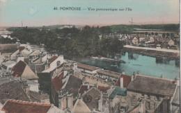 PONTOISE VUE PANORAMIQUE - Pontoise