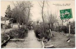 Issoire - Le Ruisseau De Barrière - Issoire