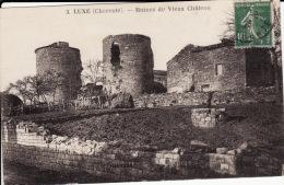 LUXE - Ruines Du Vieux Château - Autres Communes