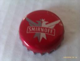 Chapa Kronkorken Cap Tappi Vodka Smirnoff. Rusia. - Chapas Y Tapas