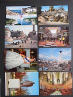 UNITED KINGDOM        8 POSTAIS  - 2 Scans  -    (Nº04359) - Postcards