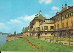 DDR049- DRESDEN - PILLNITZ - WASSERPALAIS - F.G. NON VIAGGIATA - Dresden